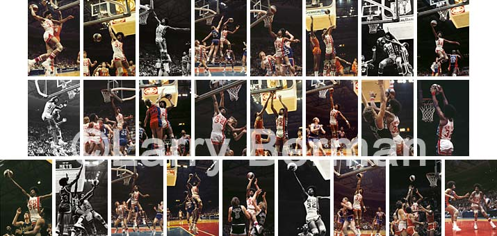 Dr J Julius Erving New York Nets Screensaver