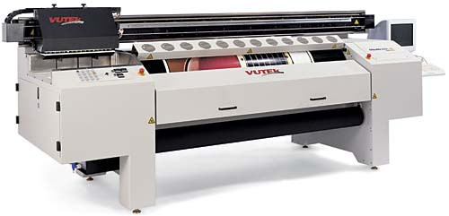 Vutek 2360 Solvent Printer