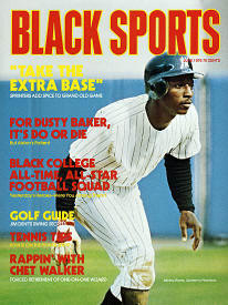 June 1976 Black Sports Magazine