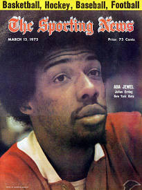 Sporting News March 15th, 1975