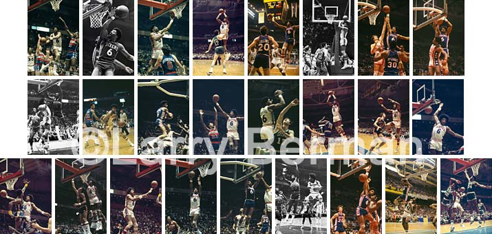 Dr J Julius Erving Philadelphia 76ers Screensaver