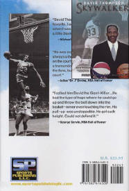David Thompson Skywalker back cover photo